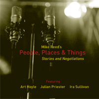 People Places and Things: Stories and Negotiations